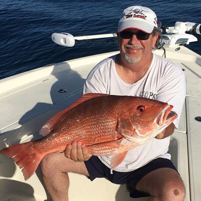 bethstrickland2015 - Deep Sea Red Snapper Fishing - Port Canaveral Fishing Charter Review