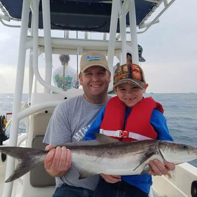 Jared T - Great Kingfishing Charter