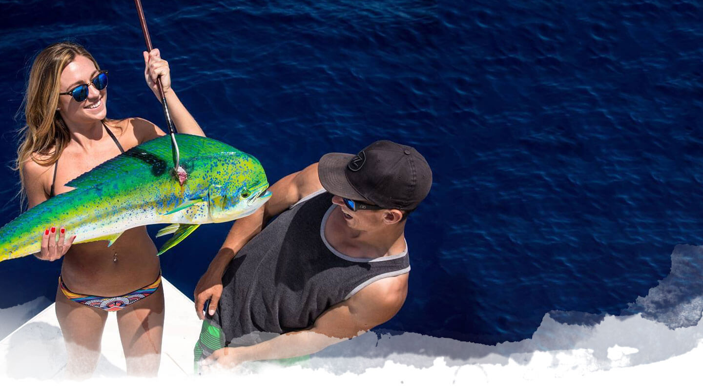 Best deep sea fishing charters in cocoa beach cape canaveral for Fly girl fishing charters