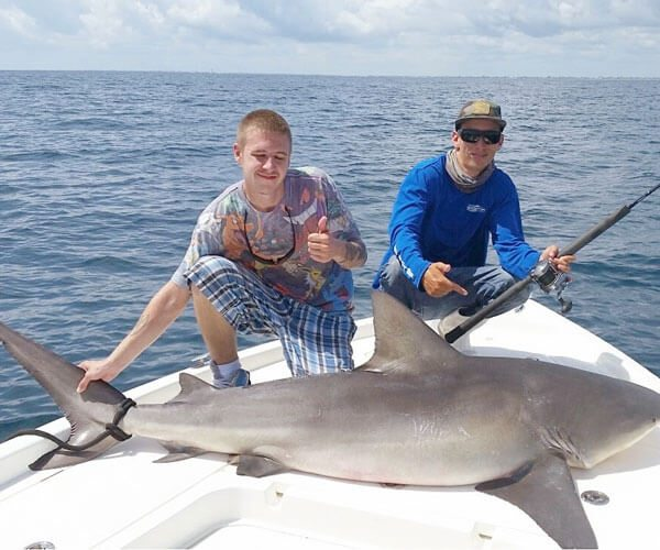 East central florida fishing report from fishing experts for Cape canaveral fishing charters