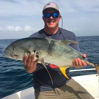 Jerald F - Awesome half day trip! - Brevard County Fishing Charter