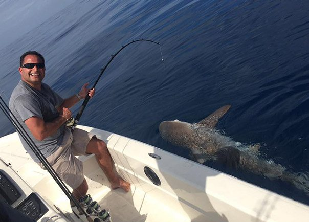 Cocoa Beach Shark Fishing Charter